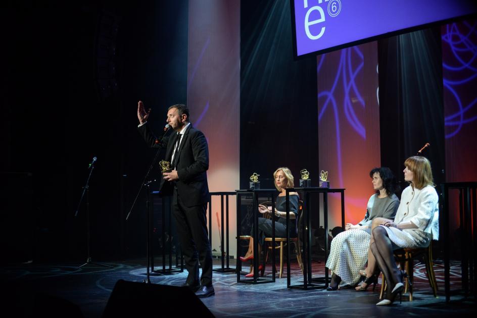 Победители 6-го Национального кинофестиваля дебютов «Движение»