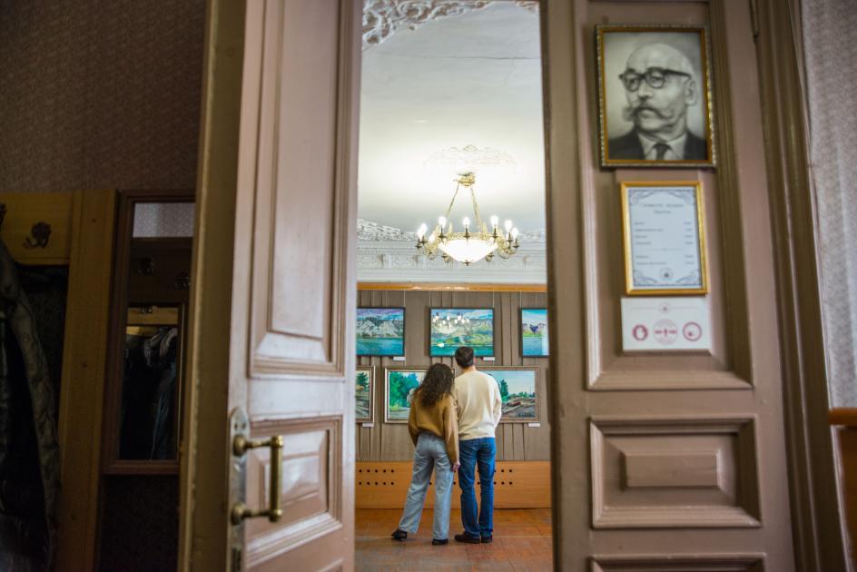 «Дорога, длиною в 30 лет». Музей Кондратия Белова отмечает юбилей - фотоэкскурсия