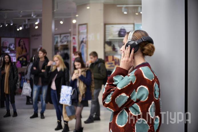 Звуковая выставка фотохудожников «Город говорит»
