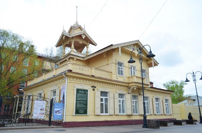 Ночь музеев: Омский музей Кондратия Белова