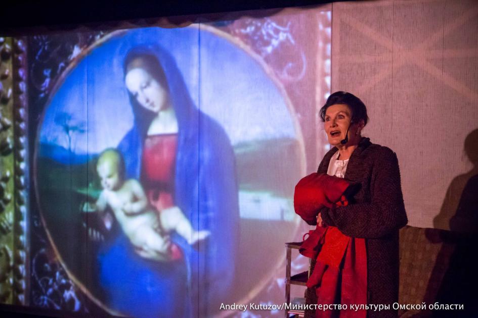 Музей Эрмитаж как на ладони, благодаря «Театру живописи»