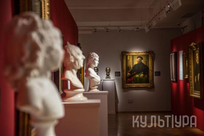 Выставка «Искусство портрета. Личность и эпоха. Из собрания Государственного Эрмитажа»