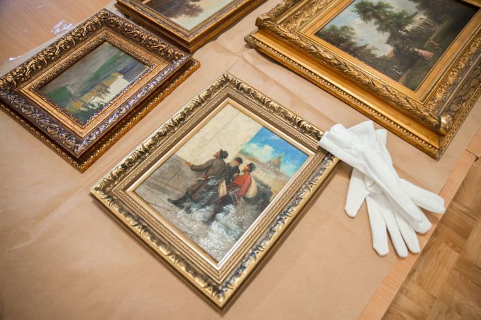 Выставка «ПУТИ-ДОРОГИ»