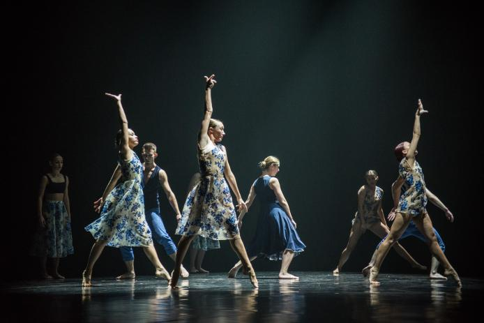 VI Международный фестиваль современного танца «Точка»