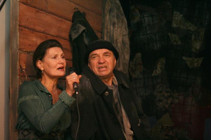 Сцены из Мертвого дома