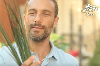 В Омск приезжает программа «Поедем, поедим!» с итальянским ведущим