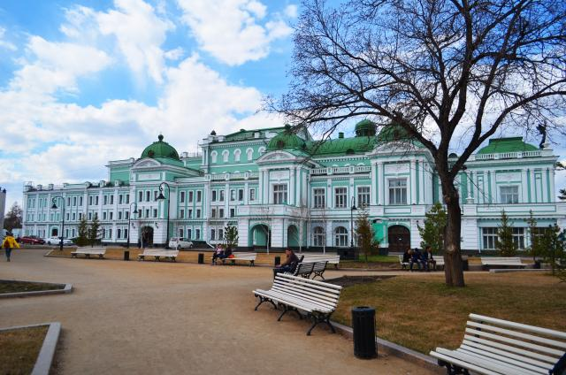 В Омской драме ставят спектакль по пьесе Ивана Вырыпаева
