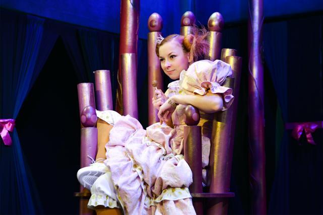 В Лицейском театре премьера – похитили принцессу