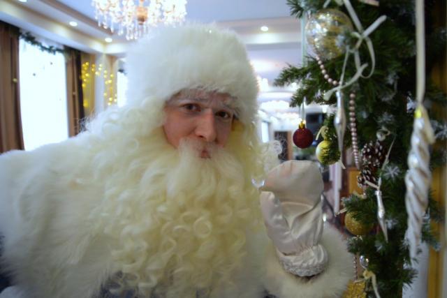 Новогоднее приглашение от Омского драматического театра «Галёрка»