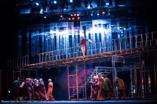 Омская «Пушкинка» в Музыкальном театре устроит викторину и включит «винил»