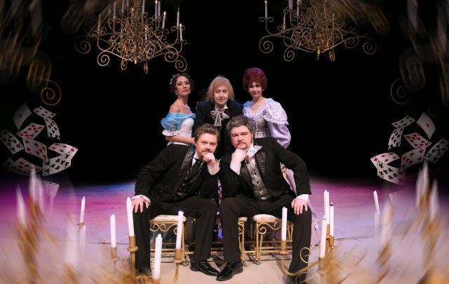 На сцену Музыкального театра возвращается мюзикл «Свадьба Кречинского»