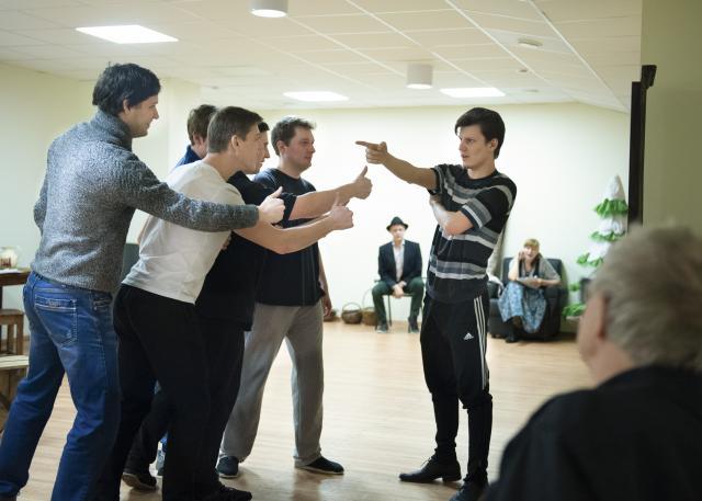 В театре «Галёрка» состоится первая премьера в новом году