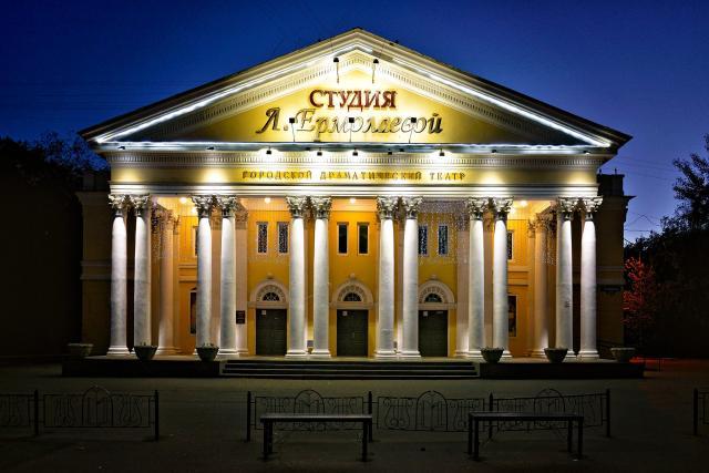 Театр «Студия» Любови Ермолаевой» приглашает на сказочную премьеру