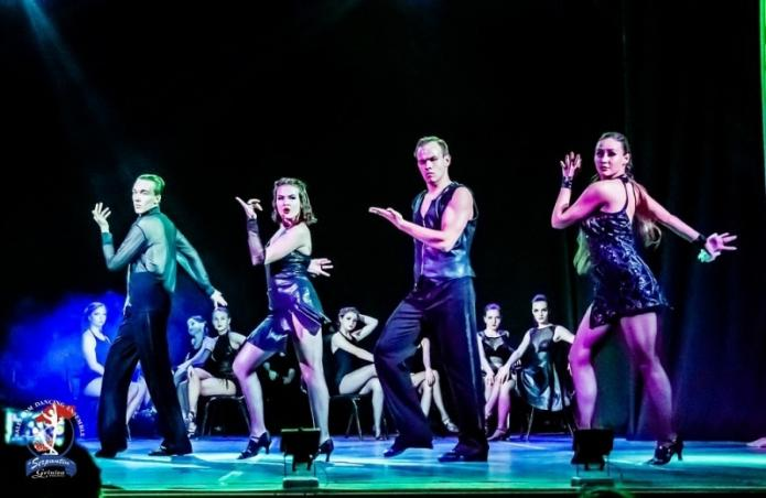 Большой праздничный концерт в честь 35-летия народного театра танца «Серпантин»