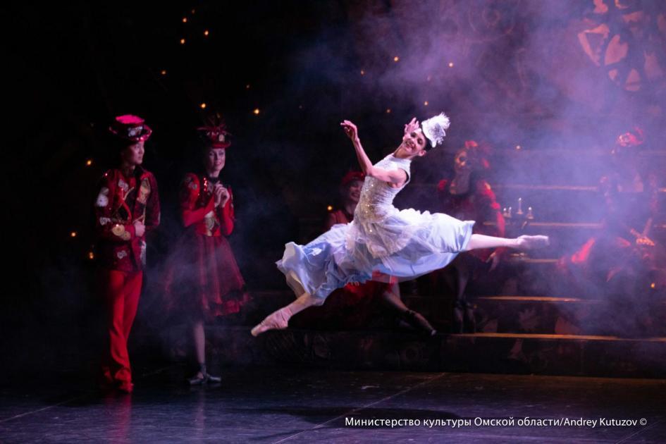 «Золушка» – Триумфальная премьера Музыкального театра