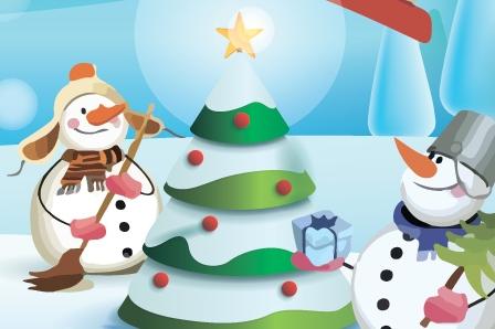 Снеговишник в ТЮЗе