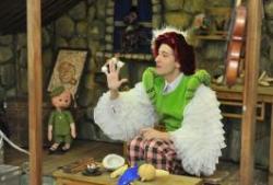 Про театр, про кукол, про сказки