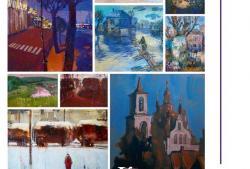 Персональная выставка Скрипниковой Евгении и Костиковой Светланы