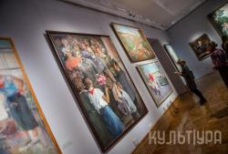 Выставка соцреализма «Город Солнца»