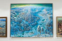 Юбилейная выставка Сергея Сочивко «Моя Сибирь»