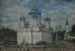 Выставка «А.Н. Либеров. Путь к мастерству»