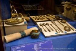 Выставка драгоценных металлов и нумизматики - Мюнцкабинет