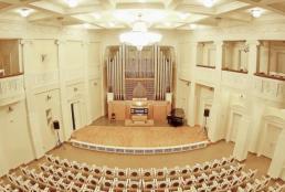 VIII Сибирский международный фестиваль органной музыки. МАНСУР ЮСУПОВ, орган (Калининград)