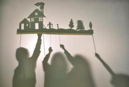 Домашний театр: оживающие тени