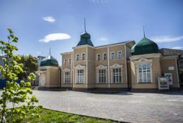 Экскурсия по выставке «Воспоминание о Белом Омске»