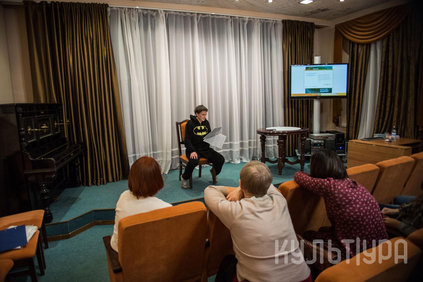 Омский государственный литературный музей имени Ф.М. Достоевского