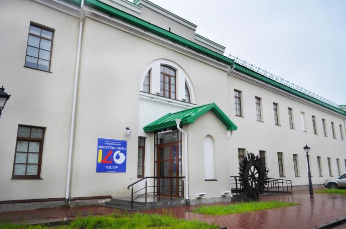 Ночь музеев: Городской музей «Искусство Омска»